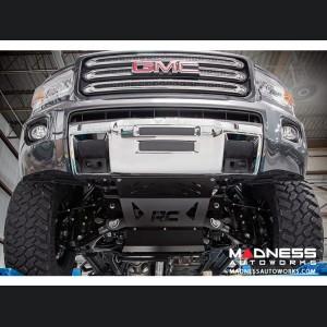 "Chevy Silverado 1500 4WD Suspension Lift Kit w/ N3 Shocks & Struts - 5"" Lift - Cast Steel"